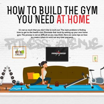 How to Build the Gym you Need at Home