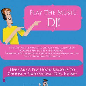 Hiring A Professional Wedding DJ