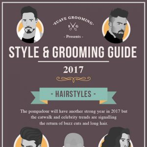 Style & Grooming Guide 2017