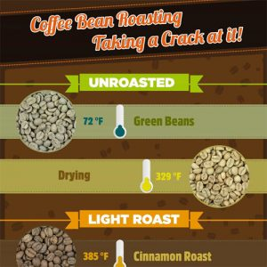 Coffee Bean Roasting, Take a Crack at It!
