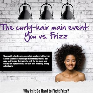The Curly Hair Main Event: You vs. Frizz