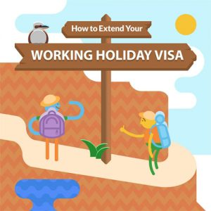 How to Extend your Second Year Visa