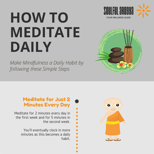 How to Meditate Daily: Making Mindfulness a Daily Habit ...