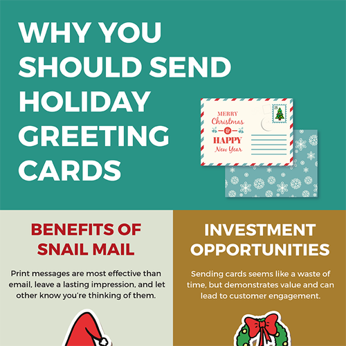Why you should send holiday greeting cards infographicbee m4hsunfo