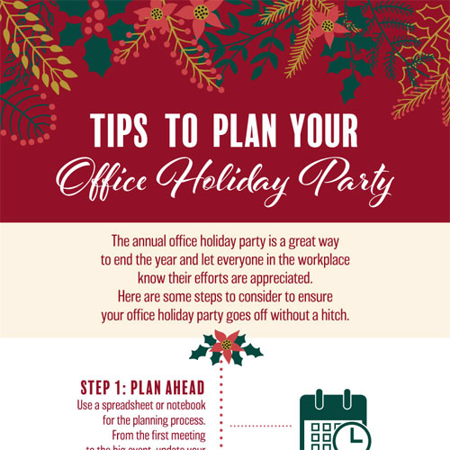 Planning Christmas Party: Tips To Plan Your Office Holiday Party