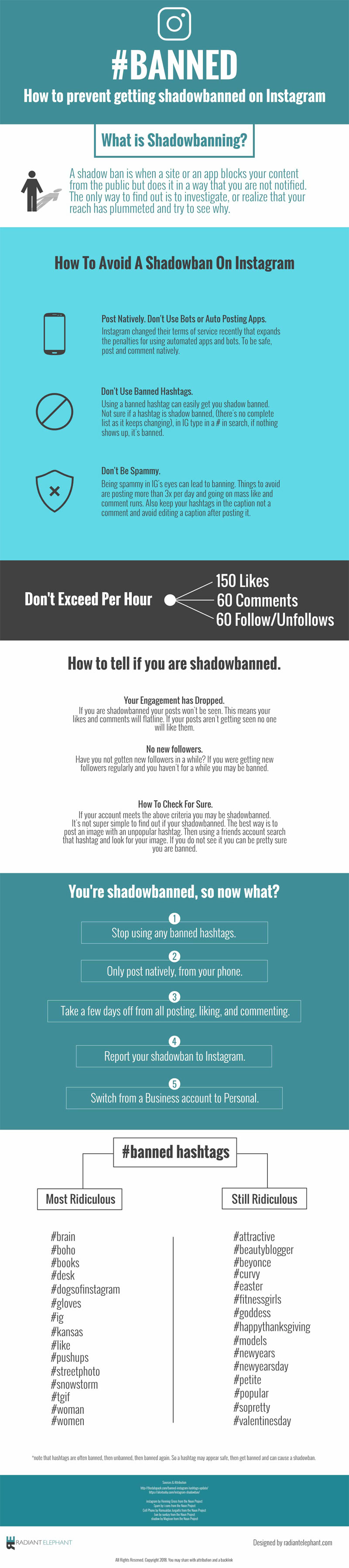 How To Prevent Getting Shadow Banned On Instagram