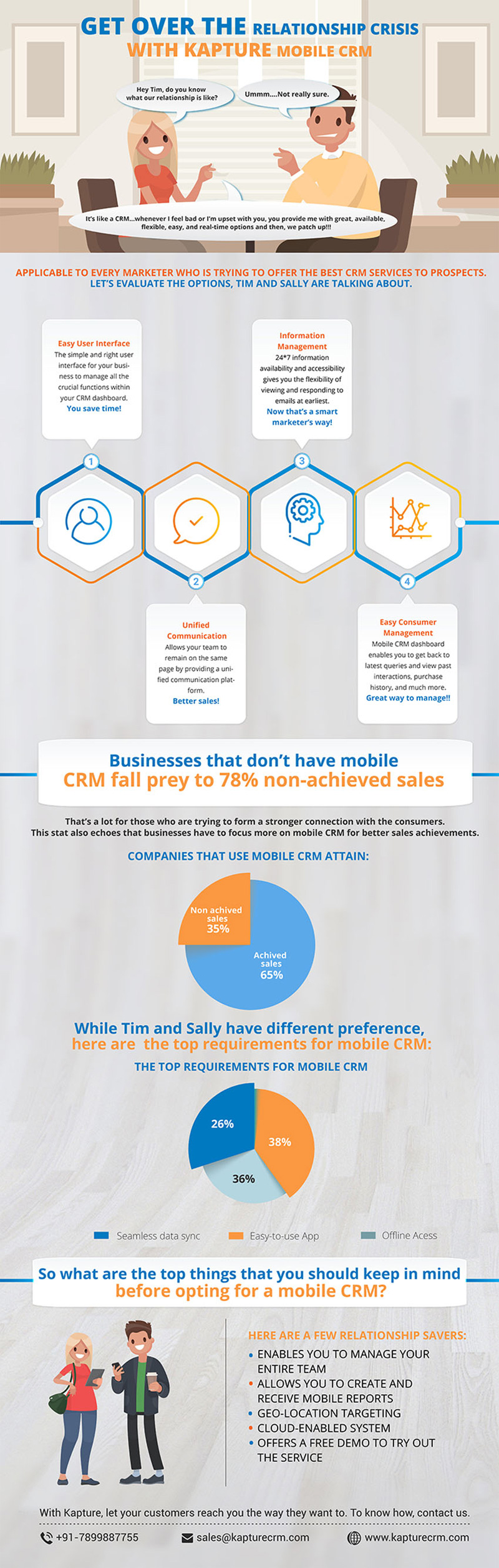 How CRM Platform Achieve Better Relationships Through Automation?