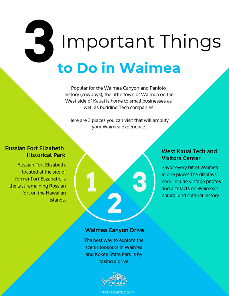 3 Important Things to Do in Waimea
