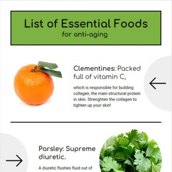 Essential Foods for Anti-Aging