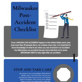 Milwaukee Post-Accident Checklist