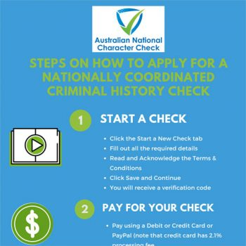 How to Obtain an Official Australian Police Check