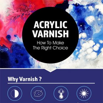 Acrylic Varnish: How to Make the Right Choice