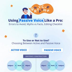 How to Use and Correct Passive Voice Like a Pro