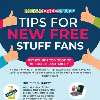Top Tips For New Free Stuff Fans
