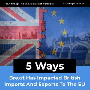 5 Ways Brexit Has Impacted British Imports and Exports to the EU