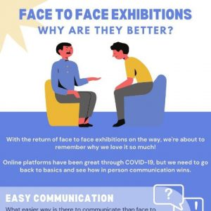Why Are Face To Face Exhibitions Better?