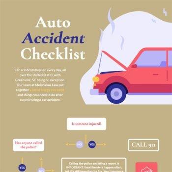 Auto Accident Checklist