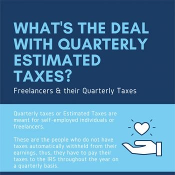 What's the Deal with Quarterly Estimated Taxes?
