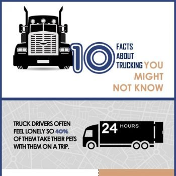 10 Facts About Trucking