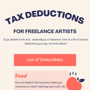 Tax Deductions for Artists